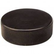 Nijdam Rubberen hockey puck