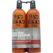 Tigi - duo pack bed head colour goddess 750 ml shampoo + 750 ml balsamo