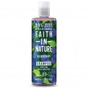 Faith in Nature Blueberry Shampoo, 400 ml