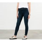 Levi's Mile High Super Skinny Jeans Dark Blue