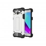 For Samsung Galaxy J2 Prime / G532 Tough Armor Tpu + Pc Combination Case (white)