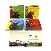 Julia Donaldson Hello Gruffalo! 4 Board Books In A Bag Collection
