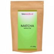 Biomedical Matcha zelený čaj prášok 100g