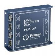 Palmer PLS 02 2-Channel Line Splitter Splitter