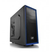 Deepcool Tesseract Bf Mid Tower Case Black
