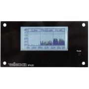Analizator audio Velleman, 12 V/DC, 75 mA, kit asamblare