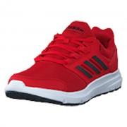 adidas Sport Performance Galaxy 4 Scarlet/grey Six/ftwr White, Shoes, röd, UK 9