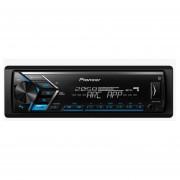 Autoestereo Pioneer MVH-S305BT Negro AM/FM