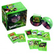 Dinosaurs Collector's Tin Top Trumps Card Game | Educational Card Games