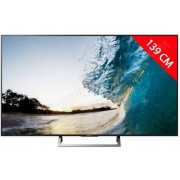SONY TV LED 4K 139 cm KD55XE8505BAEP
