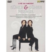Video Delta Guher Pekinel, Suher Pekinel, Colin Davis, Muhai Tang, Stephanie Gonley, English Chamber Orchestra, Zurich Chamber Orchestra...