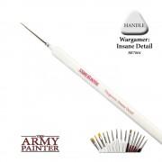 The Army Painter Wargamer Brush - Insane Detail Brush-természetes szőrű hobbi ecset BR7004