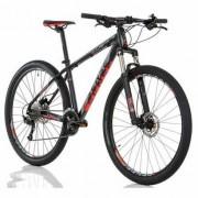 Bicicleta SENSE Rock Evo aro 29 27 Marchas Shimano Altus Freio a Disco Hidráulico - Unissex