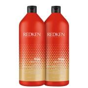 Kit Redken Frizz Dismiss 1000ml (2 Produtos)