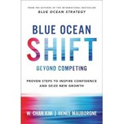 Blue Ocean Shift: Beyond Competing - Proven Steps to Inspire Confidence and Seize New Growth, Hardcover/W. Chan Kim