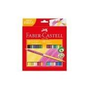 Lápis de Cor 48 cores redondo (24 bicolor)120624G Faber Castell