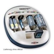 Ansmann Energy 8 Plus Tischladegerät