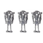 LEGO Super Battle Droid pack of 3 with cannon - blaster arm Star Wars minifigure