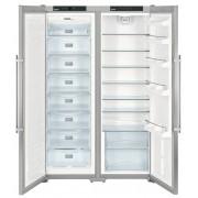 Хладилник с фризер Liebherr SBSesf 7212 Comfort NoFrost