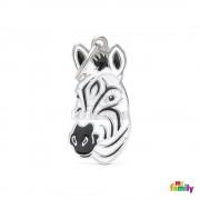 Breloc My Family - Wild Zebra 1 buc. (Z009)