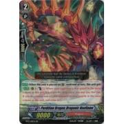 Cardfight!! Vanguard TCG - Perdition Dragon, Dragonic Neoflame (BT17/011EN) - Booster Set 17: Blazing Perdition ver.E