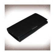 County fekete színű műbőr pénztárca - 54184