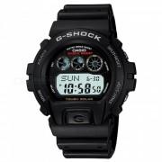 reloj digital solar resistente casio g-shock G-6900-1-negro