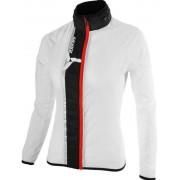 femei ultra lumină jacheta Silvini GELA WJ802 alb-negru
