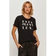 Pepe Jeans - Тениска Fionna