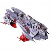 Puzzle de ensamblaje en 3D 360DSC para niños - Serie de ciencia ficción Hydrofoil Shark Attack Boat