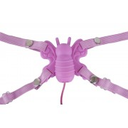 Butterfly Felcsatolható pillangó - csikló vibrátor