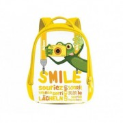 Backpack Yellow Zaino Giallo VAECSS62