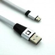 Covered Gear Micro-USB kabel 3 meter - Vit