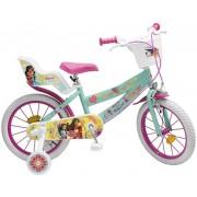 "Bicicleta copii Toimsa Elena de Avalor 16"""