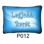 Legjobb Barát P012 - Díszpárna