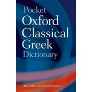 Pocket Oxford Classical Greek Dictionary, Paperback