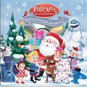 Rudolph the Red-Nosed Reindeer Read-Along Book and CD [With CD (Audio)], Paperback/Sally Little
