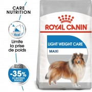 Royal Canin Care Nutrition 10kg Maxi Light Weight Care Royal Canin Croquettes pour grand chien