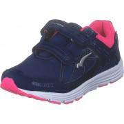 Bagheera Pico Dark Violet/pink, Skor, Sneakers och Träningsskor, Löparskor, Blå, Barn, 31