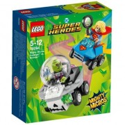 LEGO® Super Heroes Mighty Micros: Supergirl™ contra Brainiac™ 76094