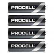 Duracell Procell tartós AA ceruzaelem (4 db)