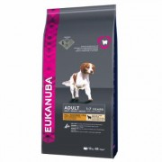 Eukanuba Adult Small & Medium Breed Agnello e Riso - 12 kg
