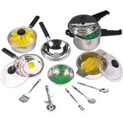 The Little Cook My First Pots and Pans Set Ages 3+