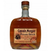 Captain Morgan Private Stock rum 1L 40%