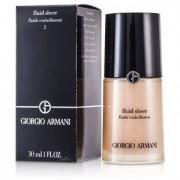 Giorgio armani fluid sheer n.2 shimmering beige illuminante