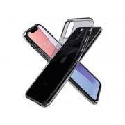 Etui Spigen Liquid Crystal do Apple iPhone 11 Pro Max Space Crystal + Szkło Alogy