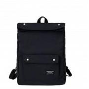 Multi-Zone Large Black Backpacks 17 Ltrs - School College Office Laptop 17 L Backpack(Black)