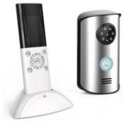 > Kit videocitofono monofamiliare senza fili