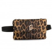 Чанта за кръст LIU JO - Belt Bag A69082 E0419 Leopardo Marro 03V36