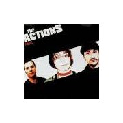 CD The Actions - Real (Br. Música)